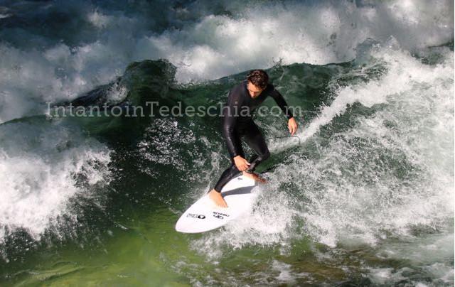 Surf a Monaco di Baviera