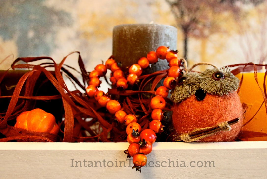 decorazioni autunno