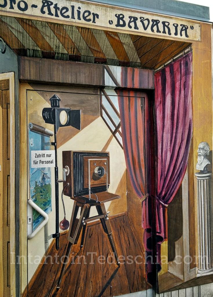 Bavaria Film Stadt Monaco