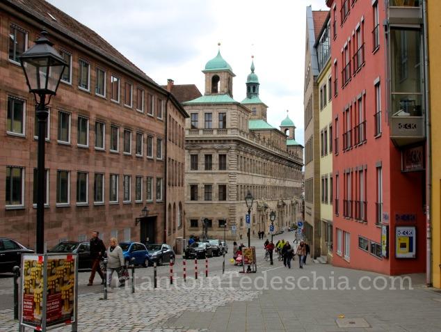 Norimberga Centro Storico Baviera