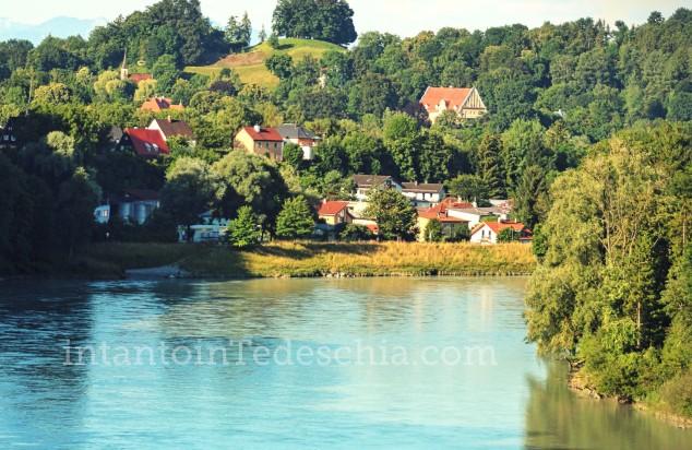 Baviera Natura Fiume Wasserberg