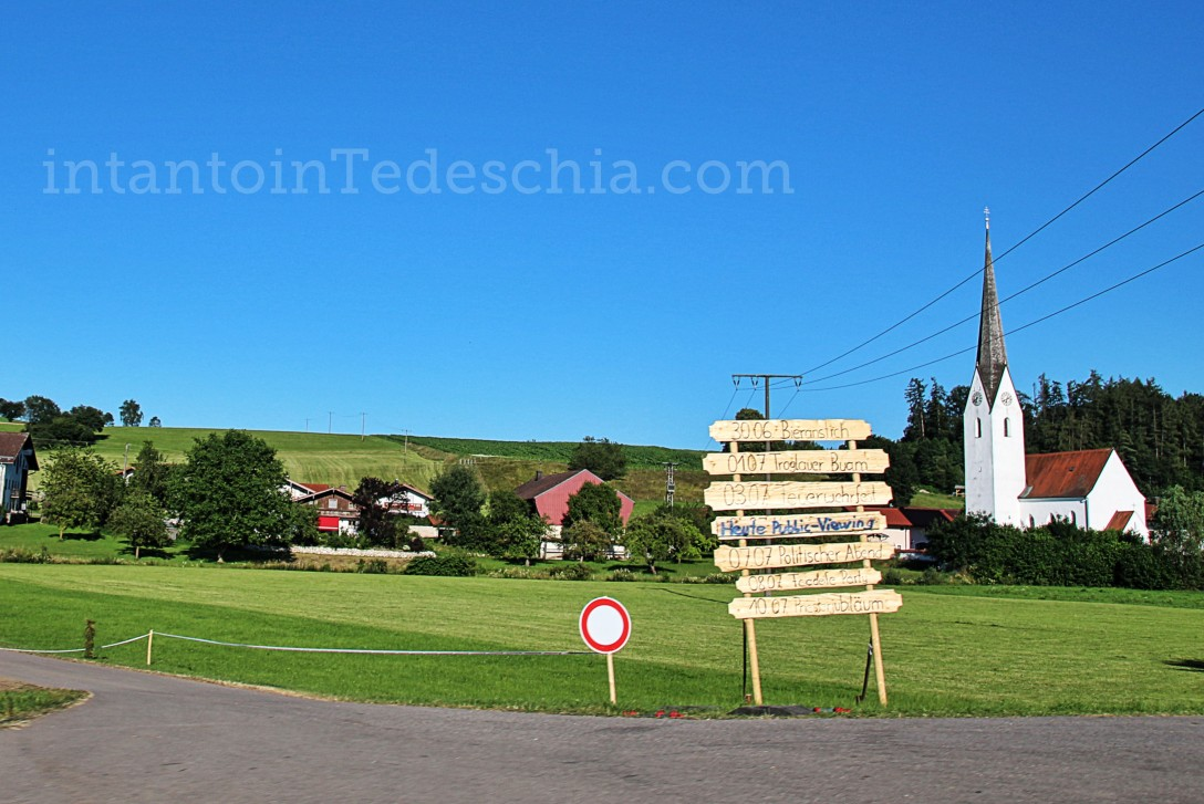 Baviera Estate Strada Chiesa