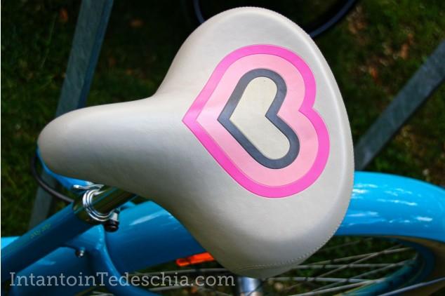 sella bicicletta cuori