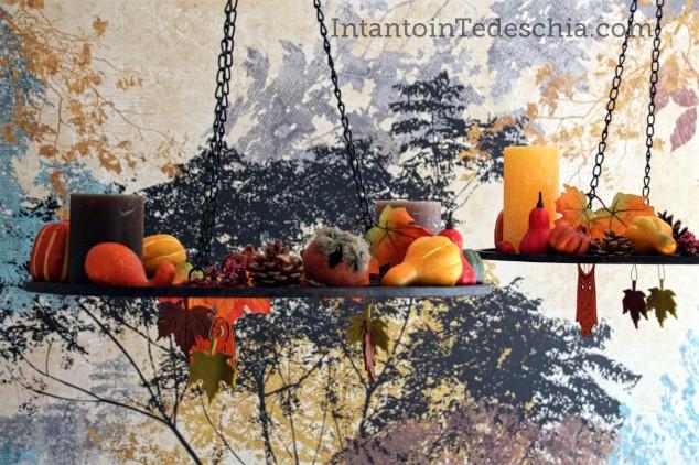 decorazioni autunno appendere