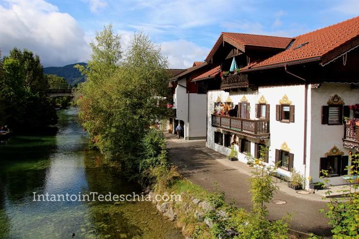 Tegernsee Alpi bavaresi
