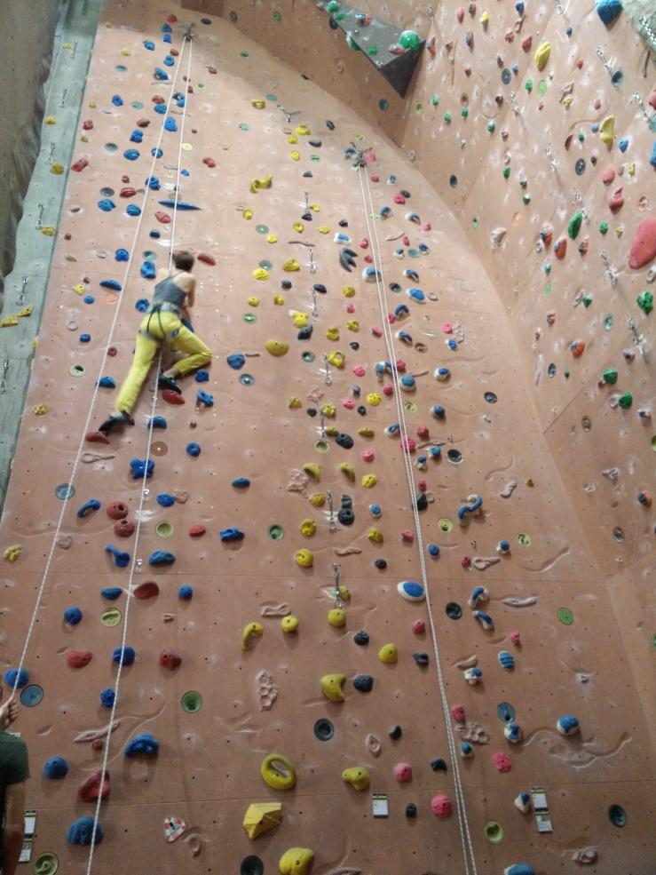 arrampicare climbing monaco di baviera