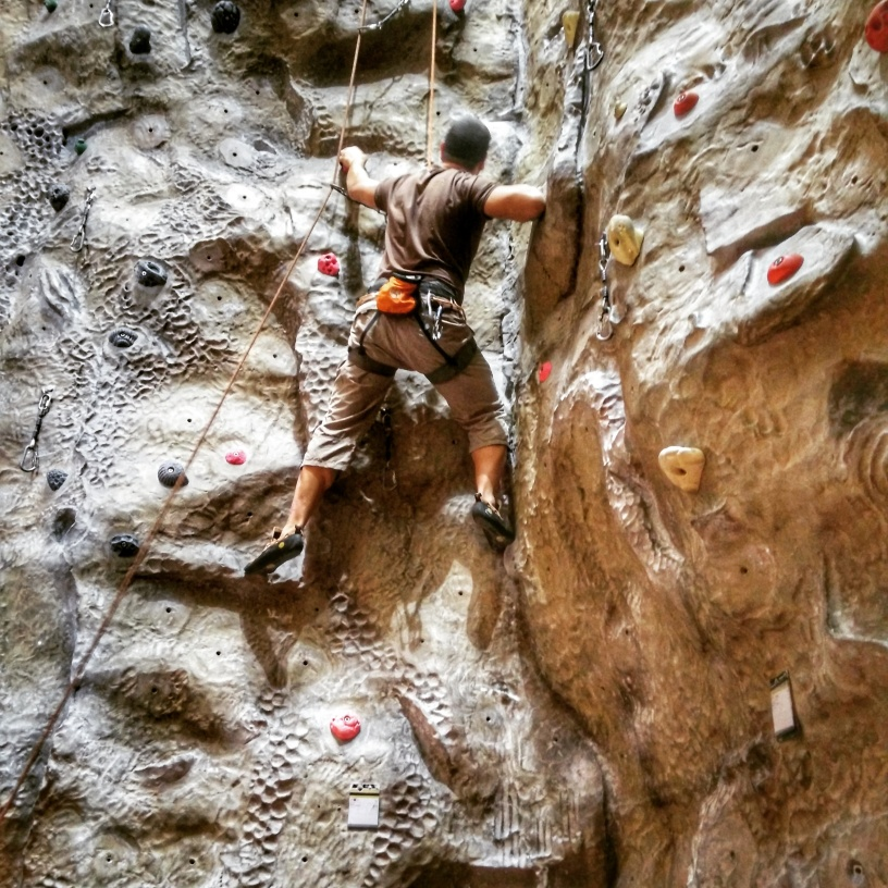 arrampicare monaco palestra boulder