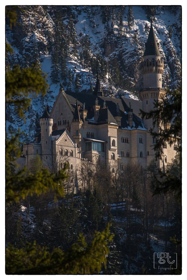 Baviera Castello Walt Disney Neuschswanstein Turismo