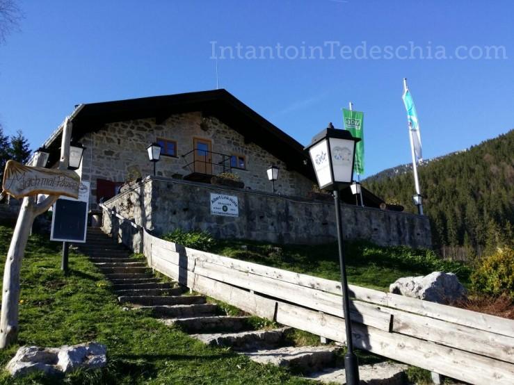 Baviera camminare lago montagna passeggiate