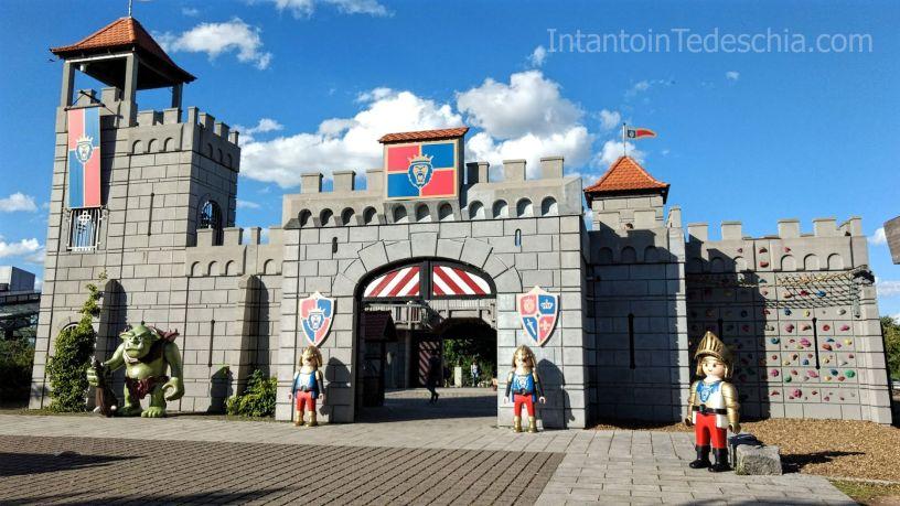 Parco divertimenti Baviera Germania Bambini