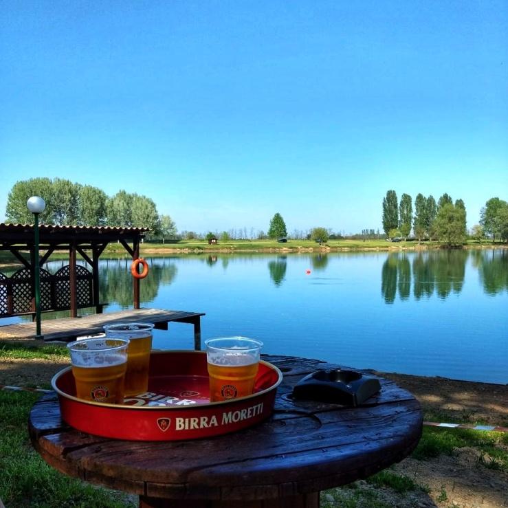 lago dell'olmo piemonte aperitivo